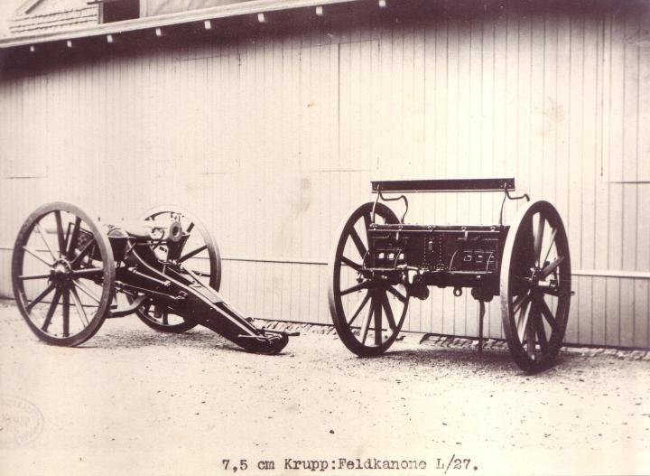 2b OVS 7,5-cm Krupp BL L27