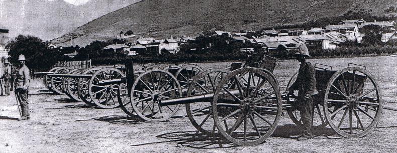 2c Captured at Paardeberg